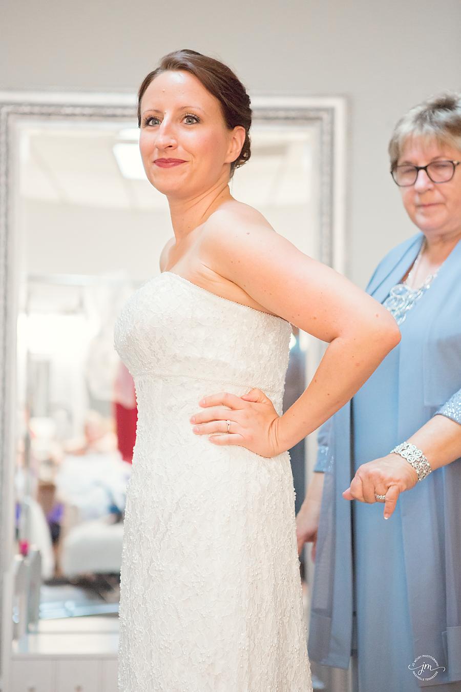 Depot Square Wedding - Gallatin, TN - Nashville Wedding Photographer - Jo McVey Photography