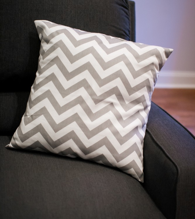 Throw Pillow Tutorial