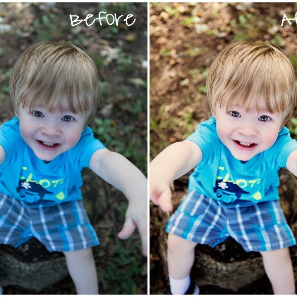 Grayson's 15 Month Photos