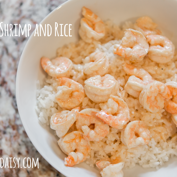 Giada's Shrimp and Rice