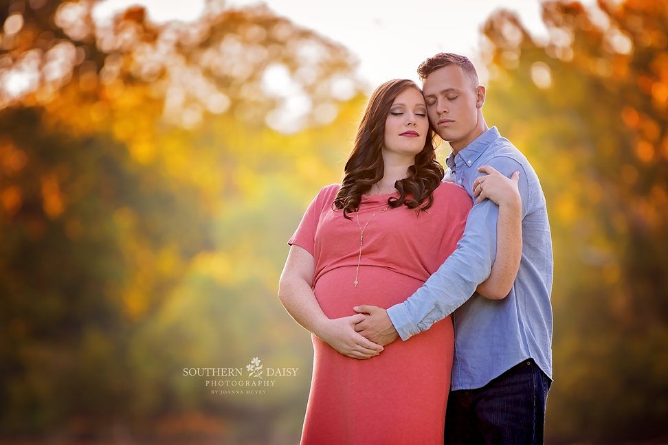 Autumn Baby Girl Pregnancy {Nashville TN Maternity Photographer}