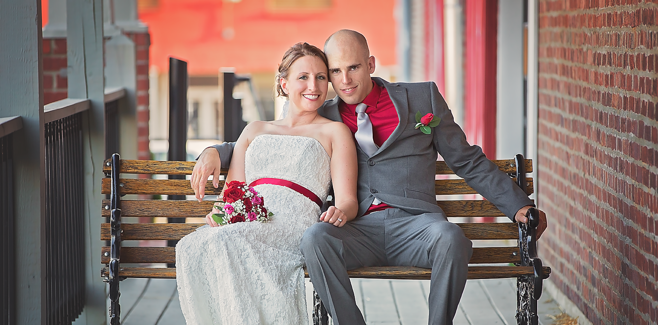 Gallatin, TN Wedding | Depot Square | John + Sarah