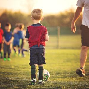 Soccer Practice Editing Video - Jo McVey Photography