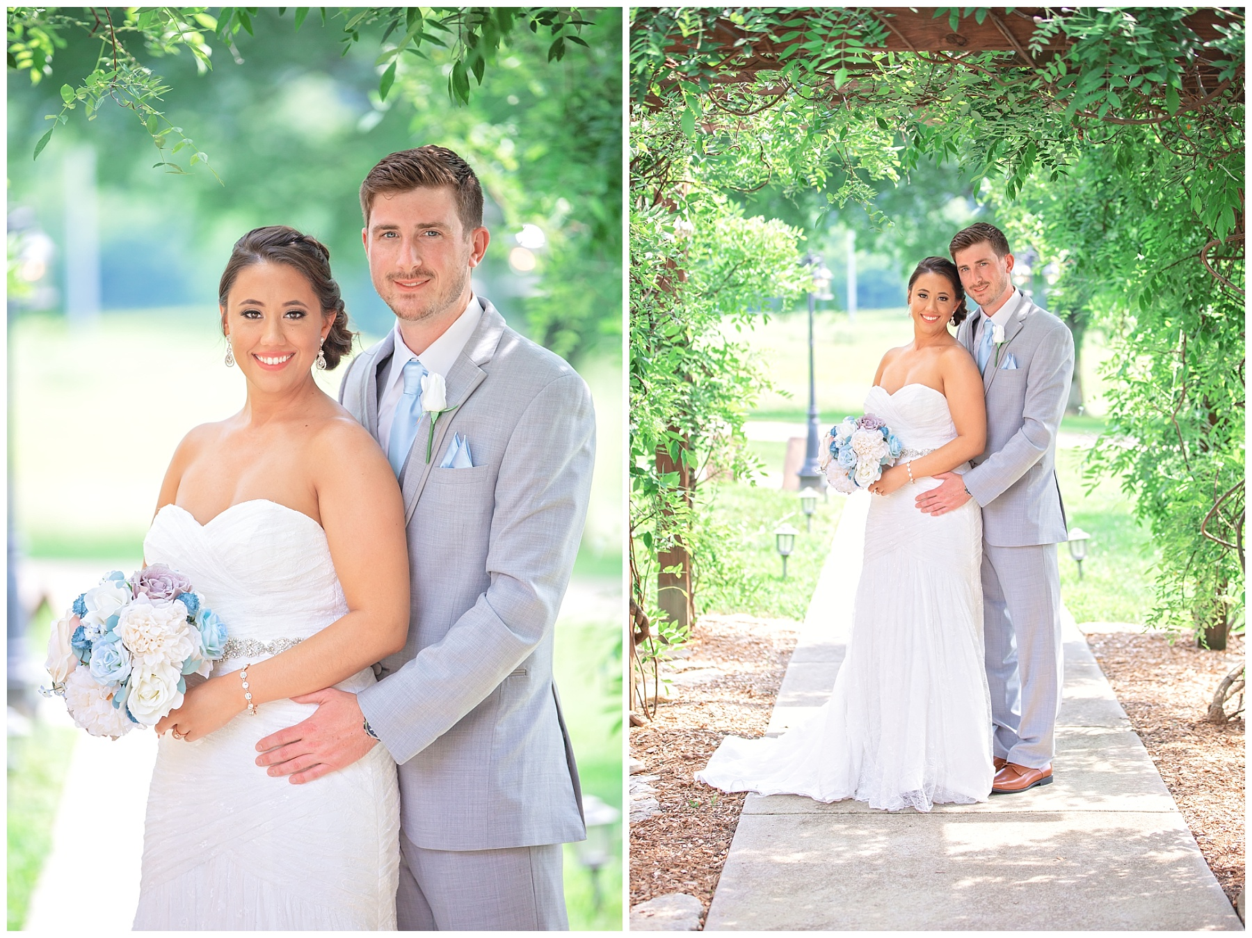 Bride and Groom - Rock Creek Farm - Gallatin Wedding