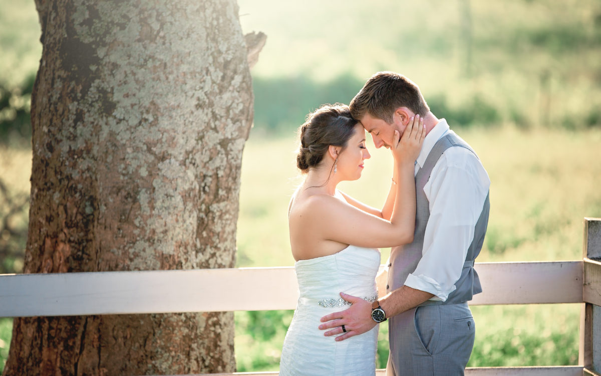 Gallatin, TN Wedding | Justin + Elyna | Rock Creek Farm
