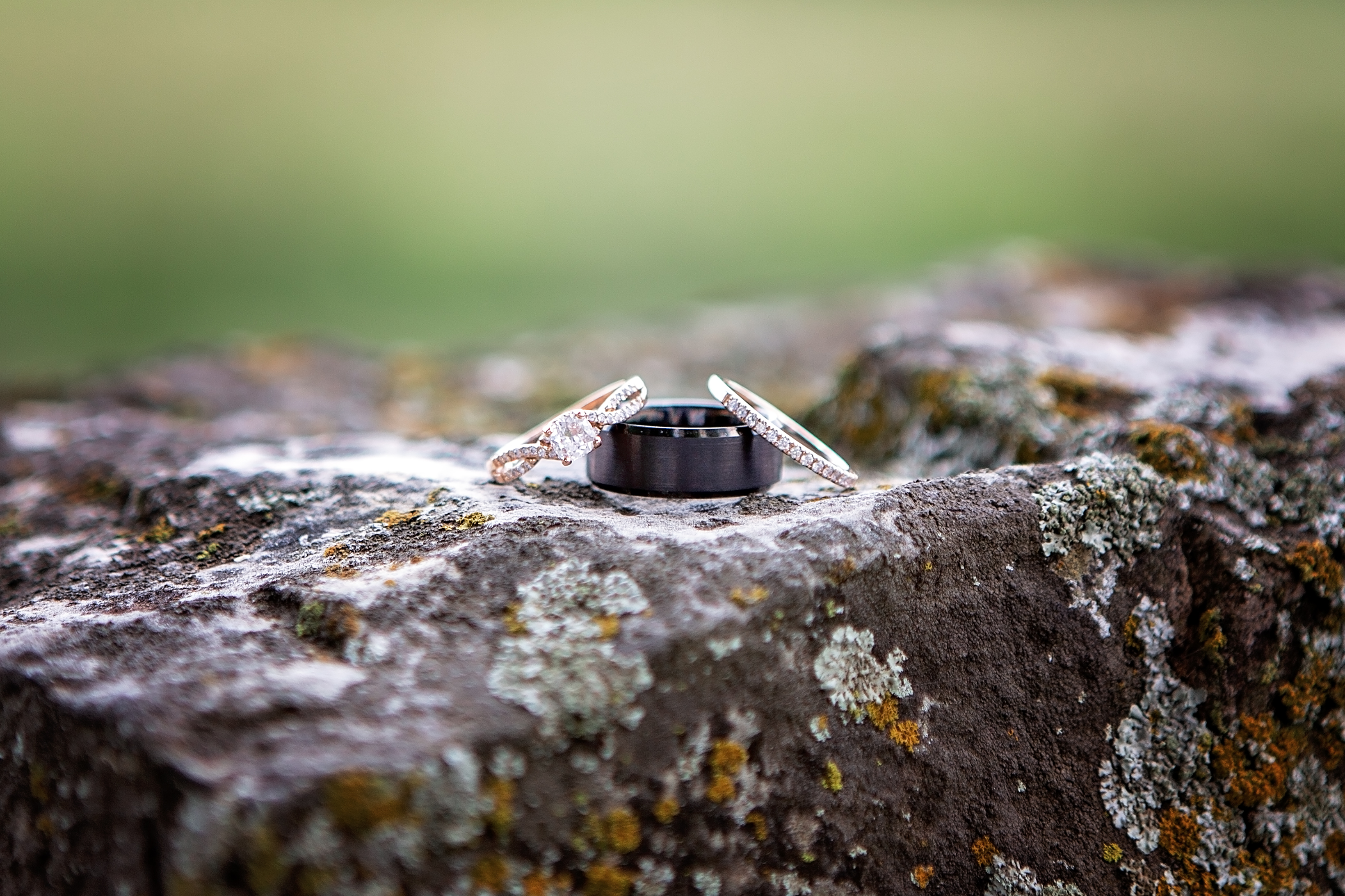 Gallatin Tn Wedding - Rings - Nashville Wedding Photographer