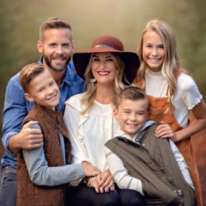 Fine Art Family Portrait Editing Video Tutorial